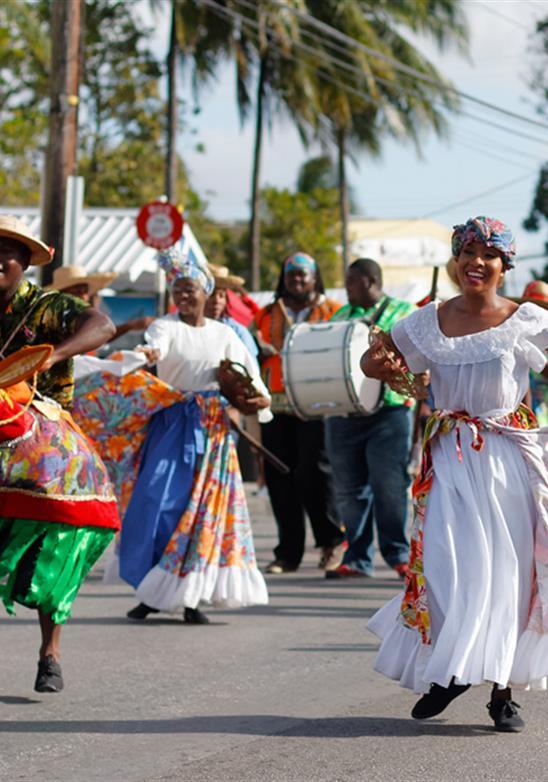 Festivales imprescindibles en Barbados